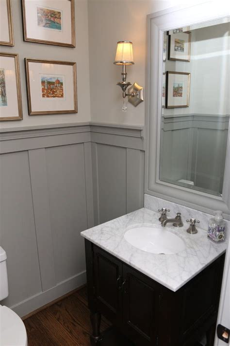 panelled bathroom ideas wall panelling design ideas period living model 8