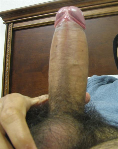 Huge Hairy Indian Cock