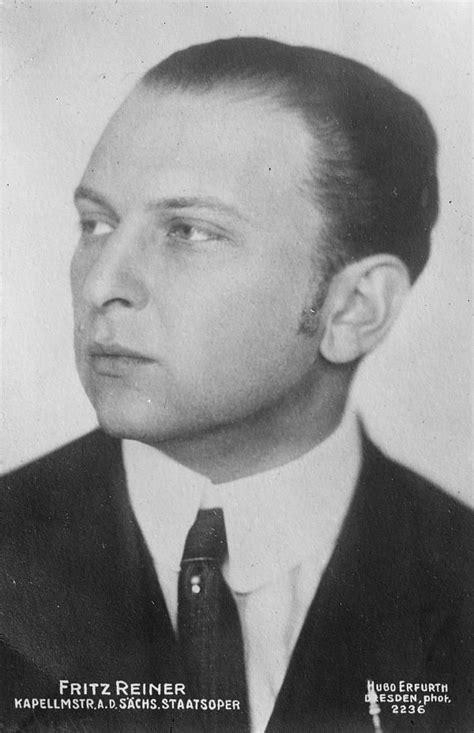 Fritz Reiner - Wikipedia