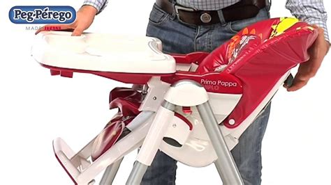 housse chaise haute peg perego prima pappa diner chaise haute bébé prima pappa diner de peg perego