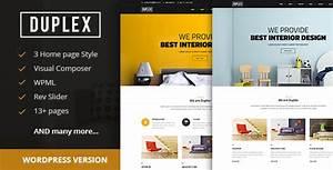 Kitchen interior design wordpress theme 2017 for Interior decor wordpress theme
