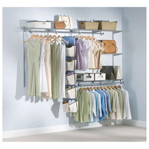 Rubbermaid Closet Canada by Rubbermaid 3g5902wht 4 To 8 Ft 5 Shelves Configurations