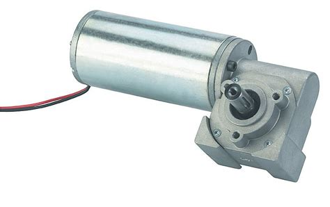 Worm gear motors