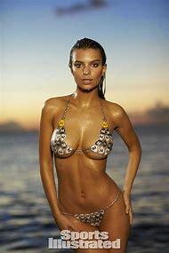 Emily Ratajkowski Sports Illustrated Body Paint