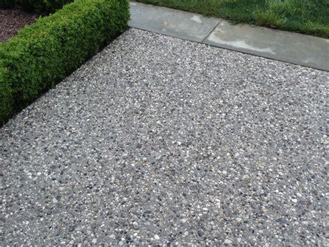 Pavimentazione In Ghiaia by Pavimentazione In Calcestruzzo Lavato Effetto Ghiaia I C