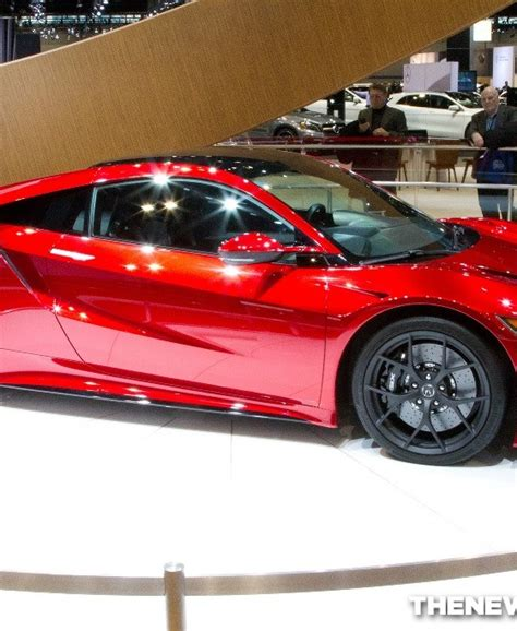 acura nsx timeline from 1989 to 2016 production the