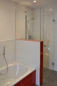 Glasscheibe Für Dusche : badbereich dusche wanne klocke badezimmer pinterest ~ Lizthompson.info Haus und Dekorationen