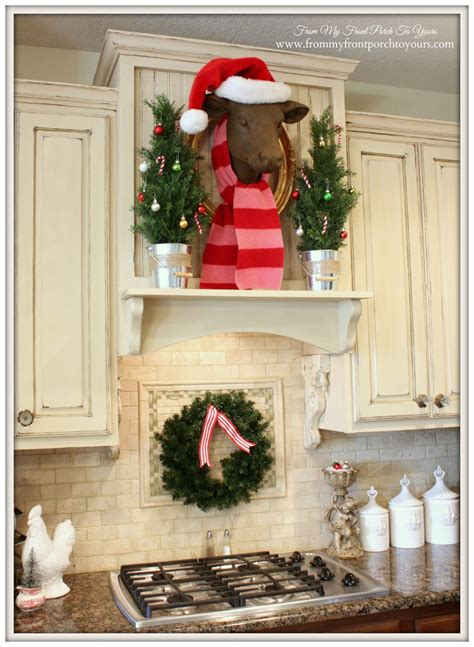 from my front porch to yours french farmhouse diy kitchen from my front porch to yours french farmhouse christmas