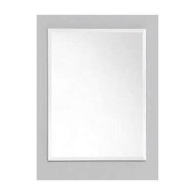 Robern R3 by Robern R3 Series 16 Quot X 20 Quot Recessed Beveled Edge Medicine