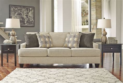 Linen Sofa by Brielyn Linen Sofa From 6140238 Coleman Furniture