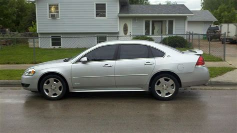 2009 Chevrolet Impala Ss by 2009 Chevrolet Impala Ss Car Pictures