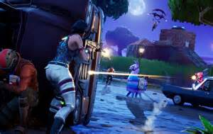 Fortnite Season 7 Looks Like It's Bringing Snow
