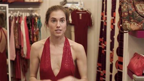 Nude Video Celebs Allison Willams Sexy Girls S05e06 2015