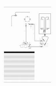Piping Diagram Parts List  Twin Cylinder Elevating Fifth