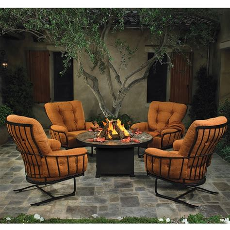 ow monterra base club chair set with pit