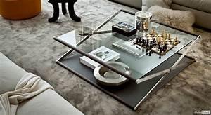 Tables Basses Haut De Gamme : table de salon meubles page 4 ~ Dode.kayakingforconservation.com Idées de Décoration