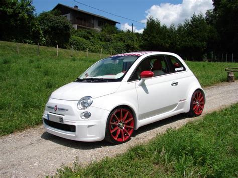 Fiat 500 Tuning by Nouvelle Fiat 500 Tuning