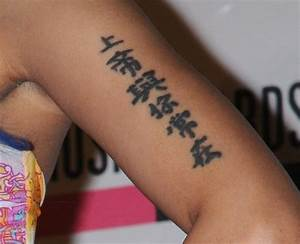 Guess The Tattoo? - Guess The Celebrity Tattoo - Capital