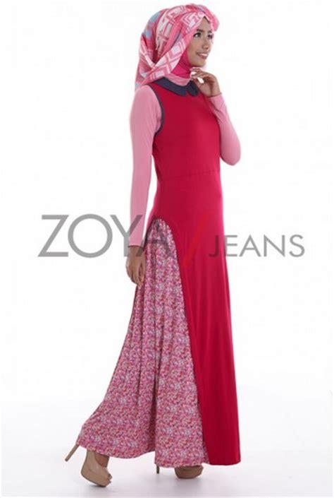 Harga Baju Gamis Merk Zoya koleksi gambar baju muslim zoya terbaru 2015