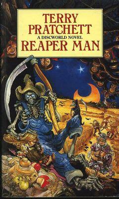 bookreaper man discworld terry pratchett wiki