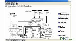 Ford Trucks Usa Tis Service Information  1993
