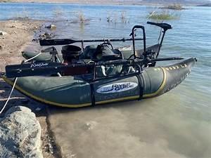 Water Skeeter River Guide Bass Guide Fishing Pontoon Boat