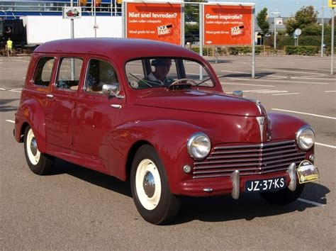 peugeot cars old models classic and vintage cars peugeot 203