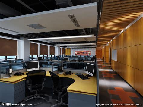 办公室设计图 室内设计 环境设计 设计图库 昵图网nipic