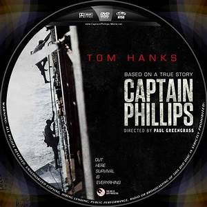 Captain Phillips - Custom DVD Labels - Captain Phillips ...