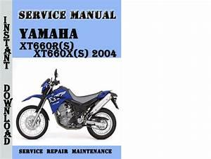 Yamaha Xt660r S