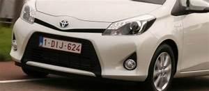 Essai Toyota Yaris : essai toyota yaris hybride 2012 challenges ~ Medecine-chirurgie-esthetiques.com Avis de Voitures