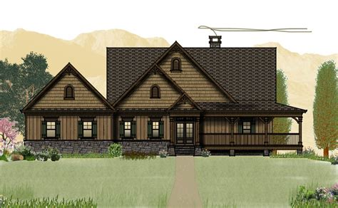Rustic House Plans  Our 10 Most Popular Rustic Home Plans
