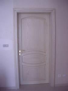portes en bois schwitzer freres ebenisterie et menuiserie With encadrement de porte bois