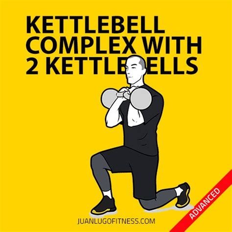 kettlebell complex advanced kettlebells workout exercises
