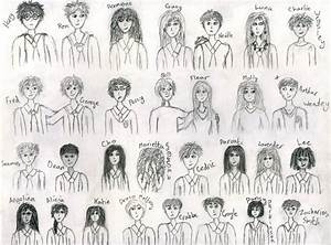 Harry Potter characters - pg 1 by SquirrelGirl111 on ...