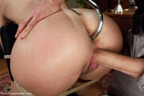 Hooking Up And Sex Wallpaper Chastity Lynn Ass, Plug, Boobs, Stretched