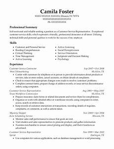 Self Employment Resume Self Mystery Shopper Resume Sample Clearwater Florida