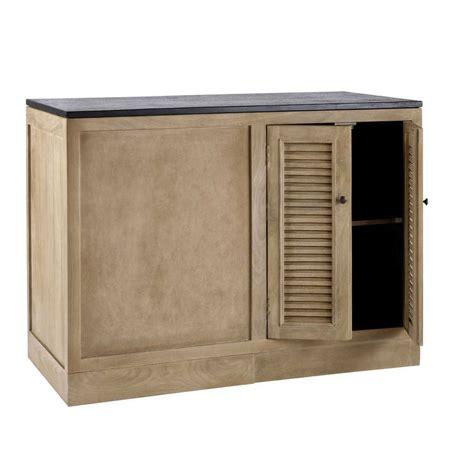 meuble d angle bas cuisine top meuble bas duangle de cuisine en manguier l cm with
