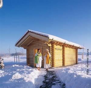Sauna Zu Hause : gut geblockt sauna zu hause ~ Markanthonyermac.com Haus und Dekorationen