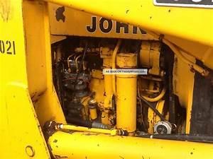 John Deere 510d Loader