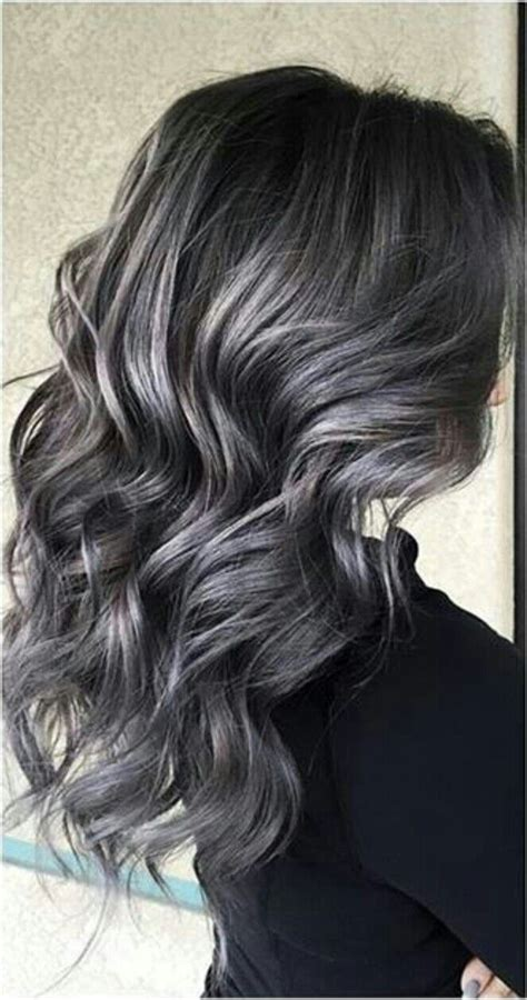 The 25 Best Gray Highlights Ideas On Pinterest Silver