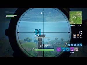 Fortnite: Playground - Sniper Battle 1v1 (distance shot ...