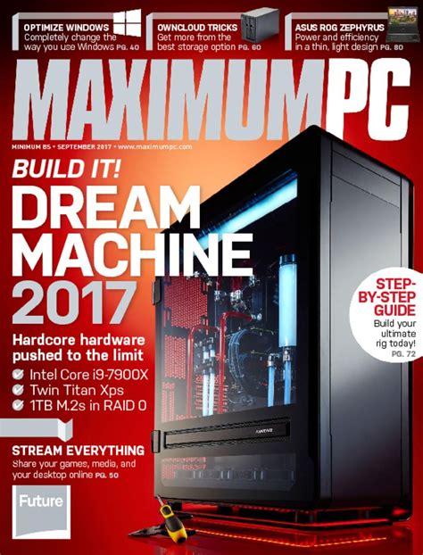 maximum pc magazine digital discountmags