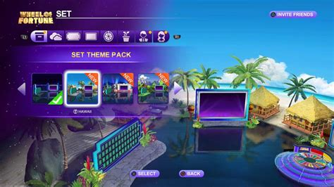 fortune wheel promo screenshot mobygames