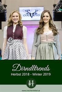 Herbst Trend 2018 : dirndltrends herbst 2018 und winter 2019 trachtenbibel ~ Watch28wear.com Haus und Dekorationen
