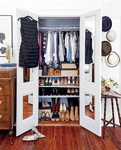 Genius, Tips, For, Your, Most, Organized, Closet, Ever