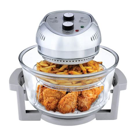 fryer air fryers oil boss deep fry oven turkey fried using without food rated less cooking convection sans 1300 foods