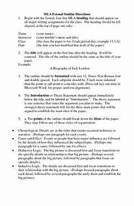 Mla Format College Essay Example