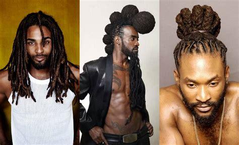 Male Braided Dread Hairstyles