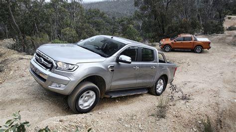 Ford Ranger 2019 Pick Up Truck Range